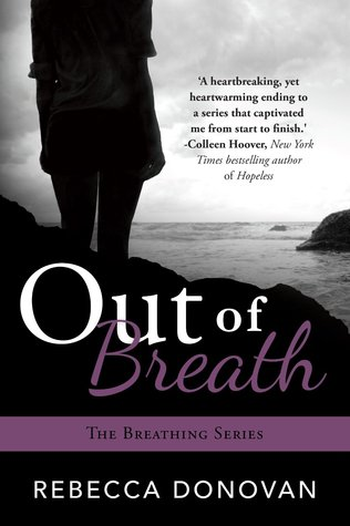 Out of Breath Book Cover