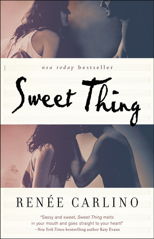 Sweet Thing Book Cover