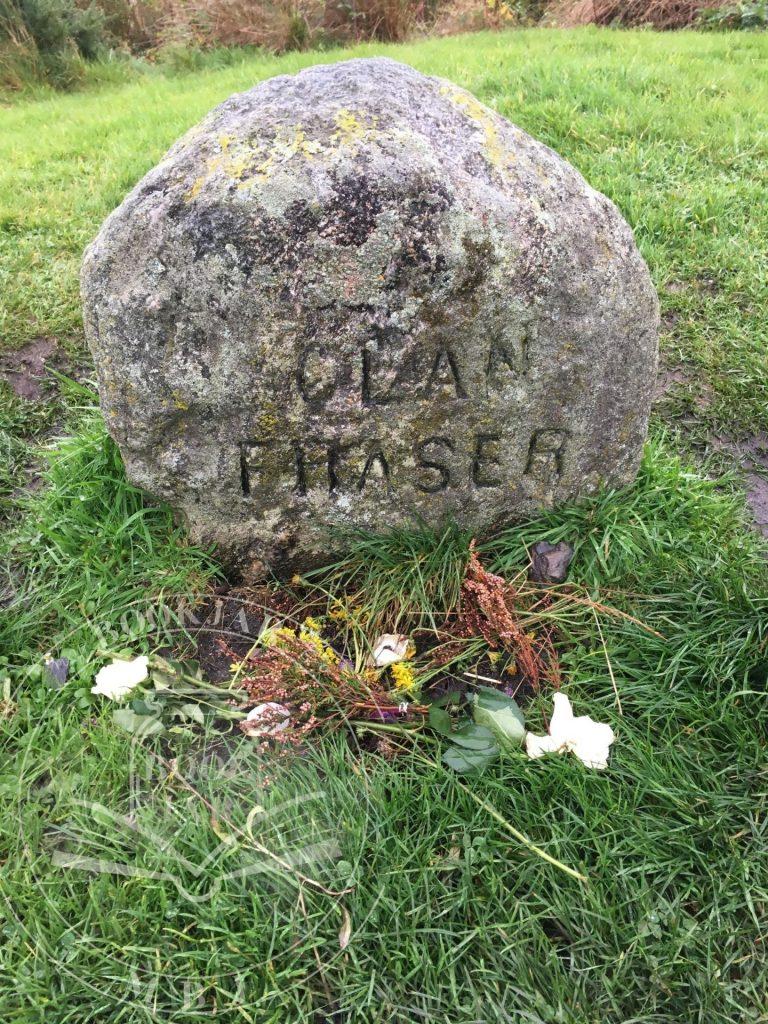 Clan Fraser Headstone