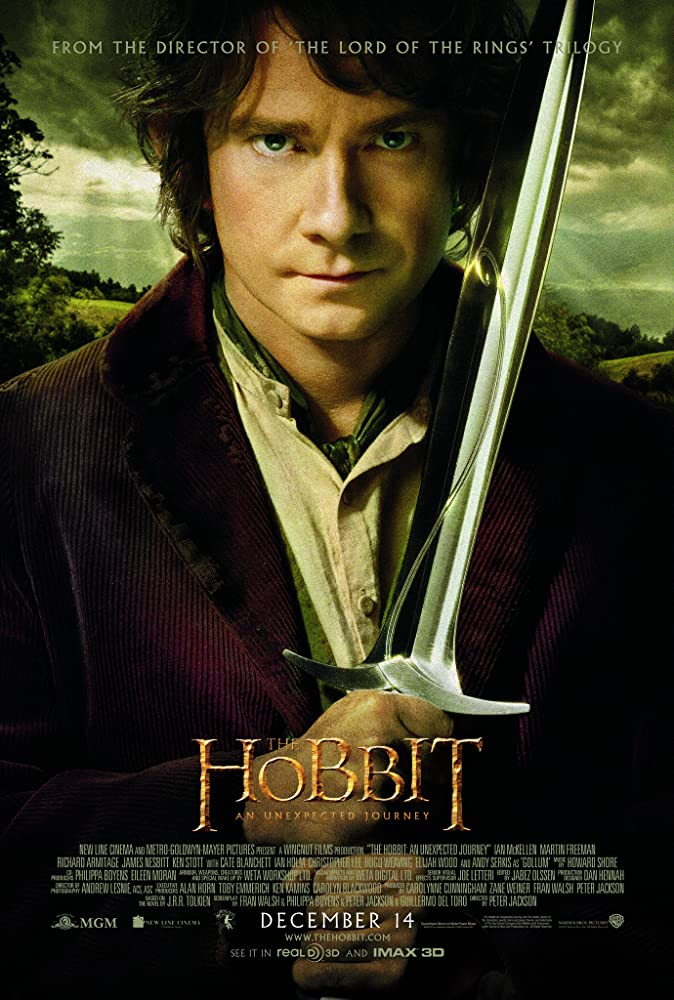 The Hobbit- An Unexpected Journey (2012)