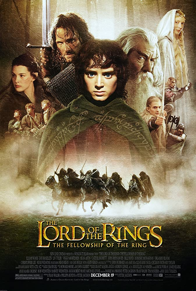 The Lord of the Rings- The Fellowship of the Ring (2001)