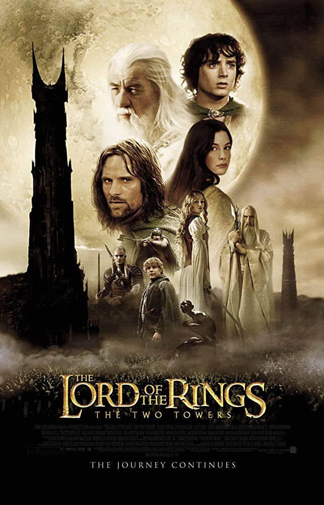 The Lord of the Rings- The Two Towers (2002)