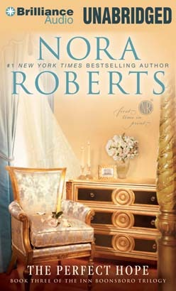 The Perfect Hope (Inn BoonsBoro Trilogy #3) by Nora Roberts