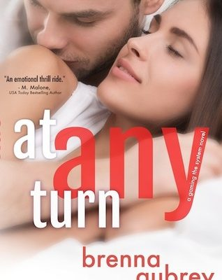 At Any Turn Book Cover