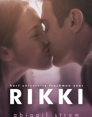 Rikki Book Cover