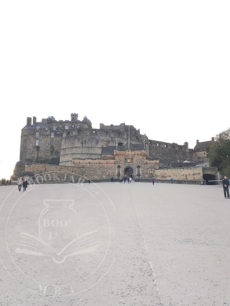Edinburgh Castle front view