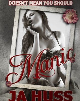 Manic Book Cover