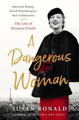 A Dangerous Woman Book Cover