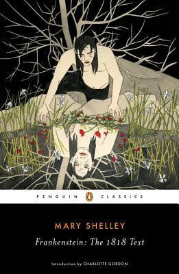 Frankenstein Book Cover