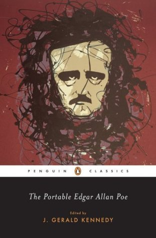 The Portable Edgar Allan Poe Book Cover
