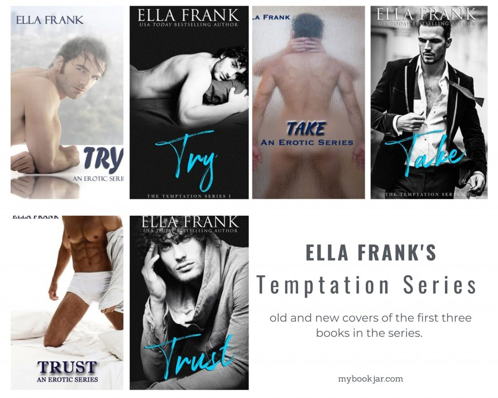 Ella Frank's Temptation Series #1 -3