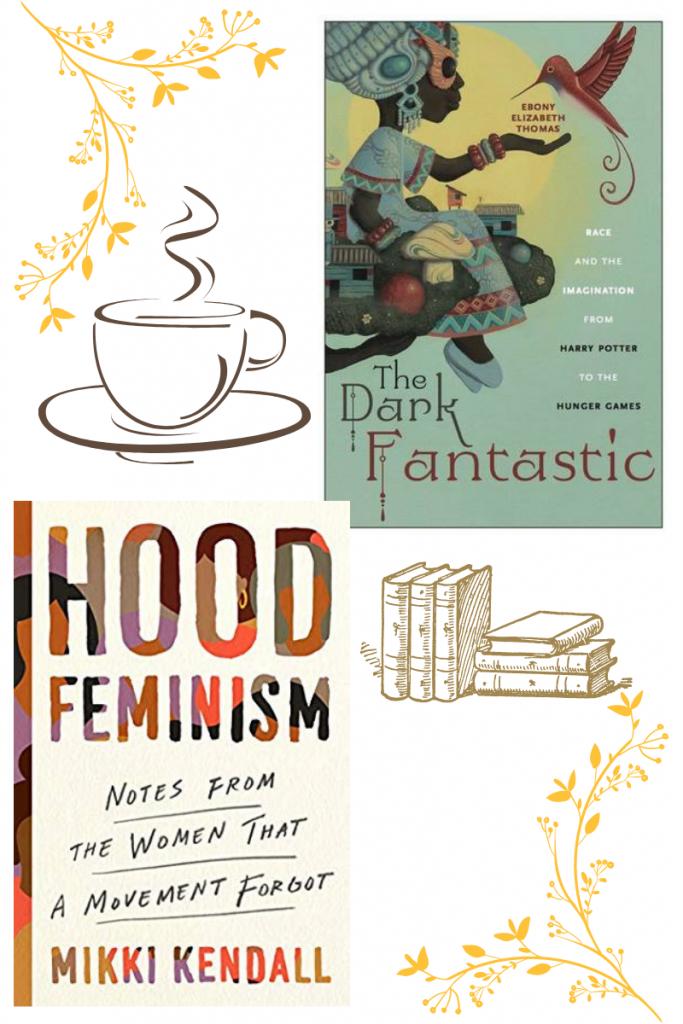 Hood Feminism and The Dark Fantastic Pin