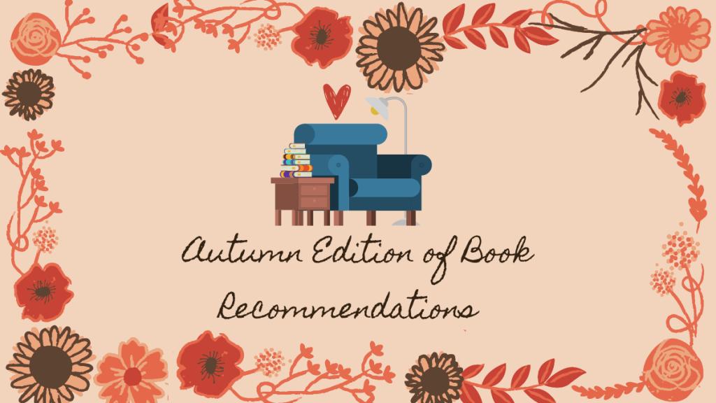 Autumn MBJ Book Recommendations