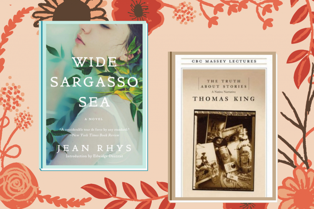 Wide Sargasso Sea and The Truth About Stories