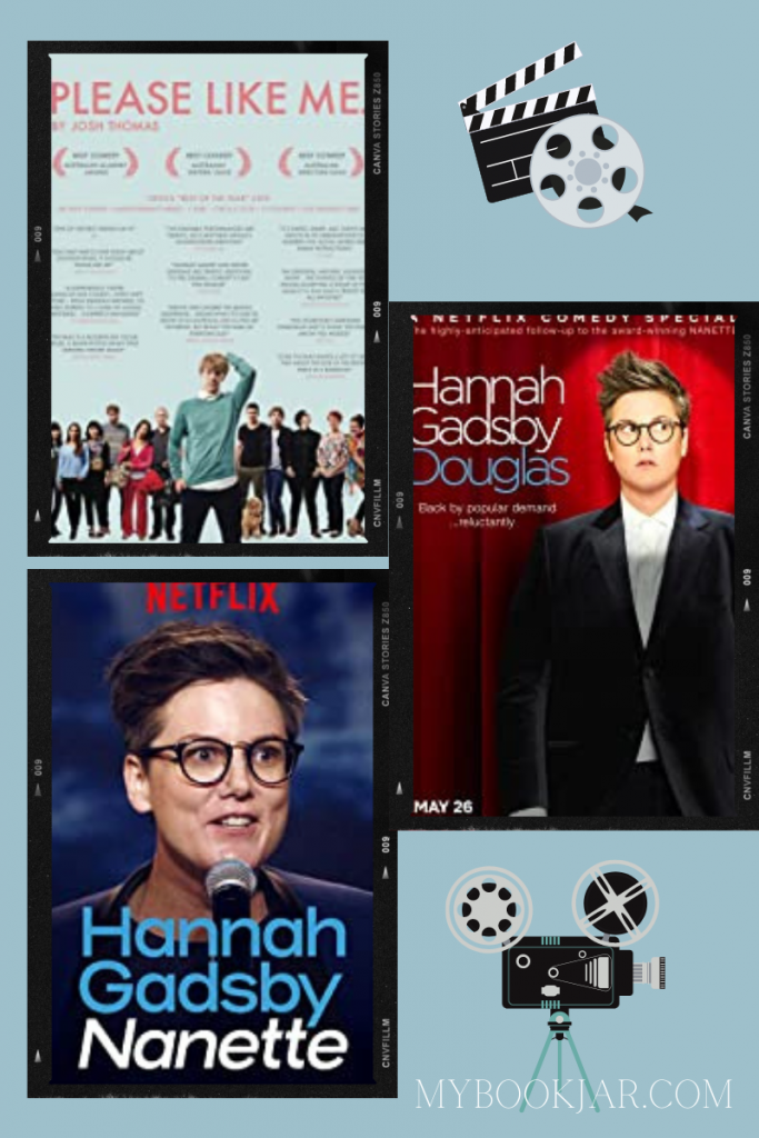 Hannah Gadsby: Nanette, Douglas, Please Like Me