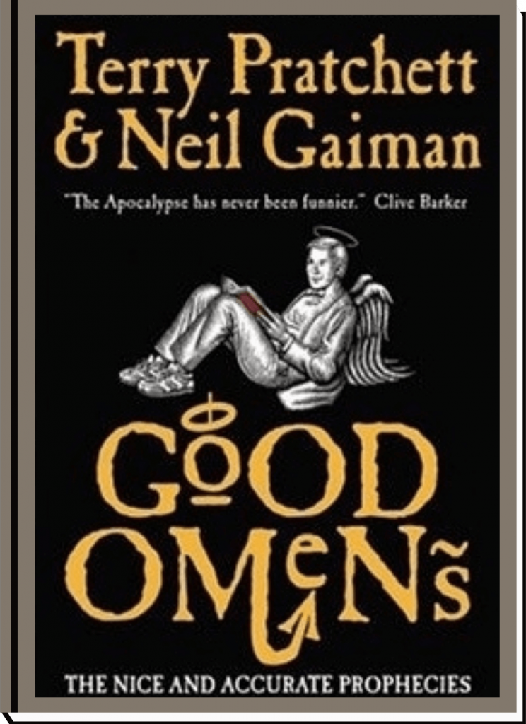 Good Omens: The Nice and Accurate Prophecies of Agnes Nutter, Witch by Terry Pratchett, Neil Gaiman