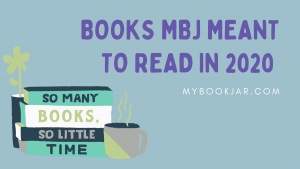 Books MBJ Meant to Read in 2020