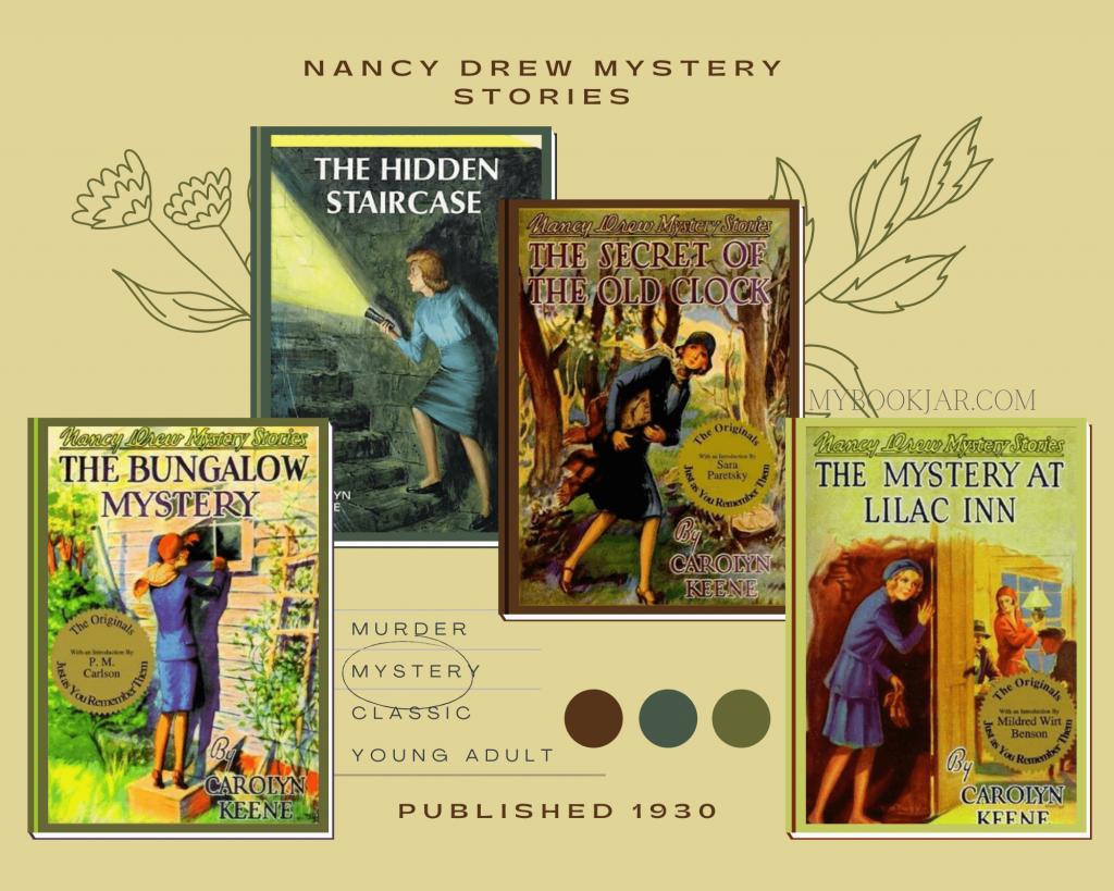 Nancy Drew Mystery Series