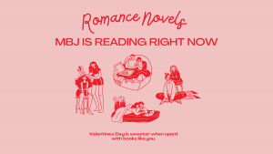 Romance Novels MBJ is Reading Right Now featured image