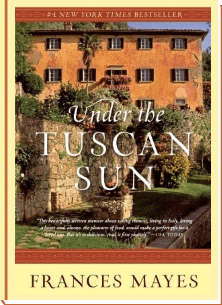 Under the Tuscan Sun cover