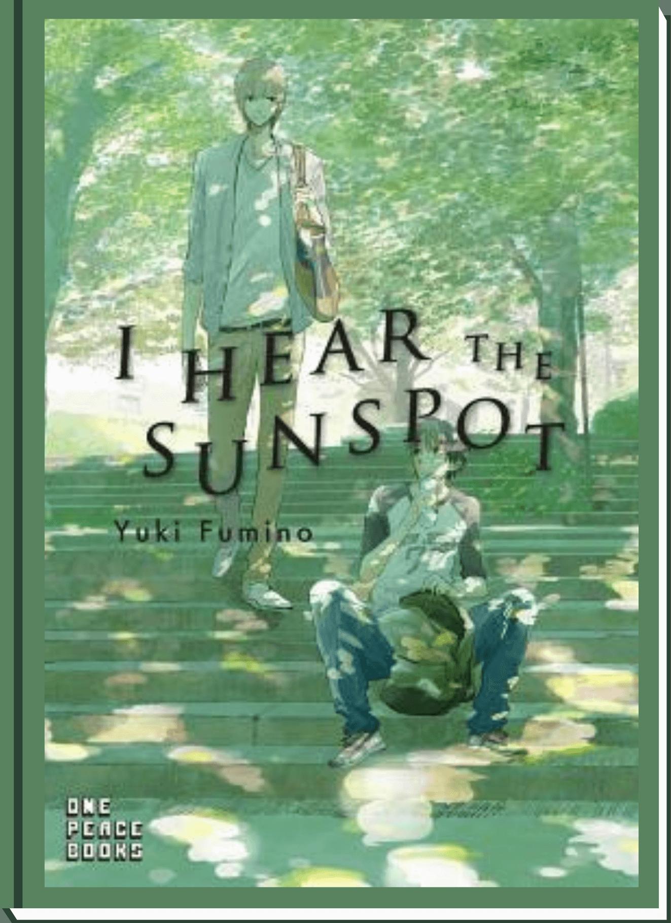 I Hear the Sunspot (ひだまりが聴こえる #1) by Yuki Fumino