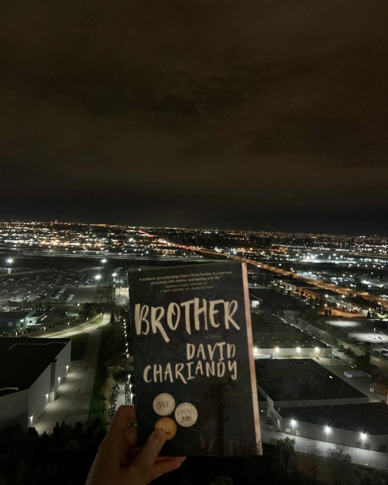 Brother -David Chariandy