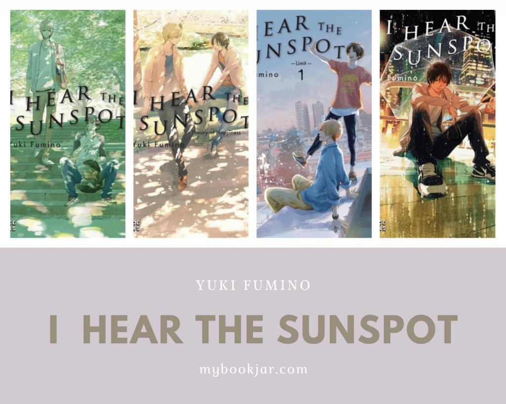 I hear the sunspot vol 1 -4