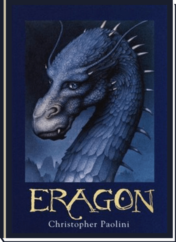 Eragon (The Inheritance Cycle #1) by Christopher Paolini